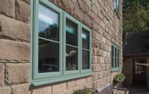 chartwell green casement windows