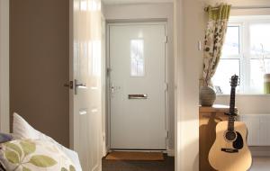 white composite doors interior