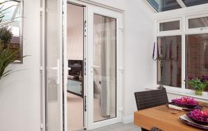 uPVC French Doors Bromley interior