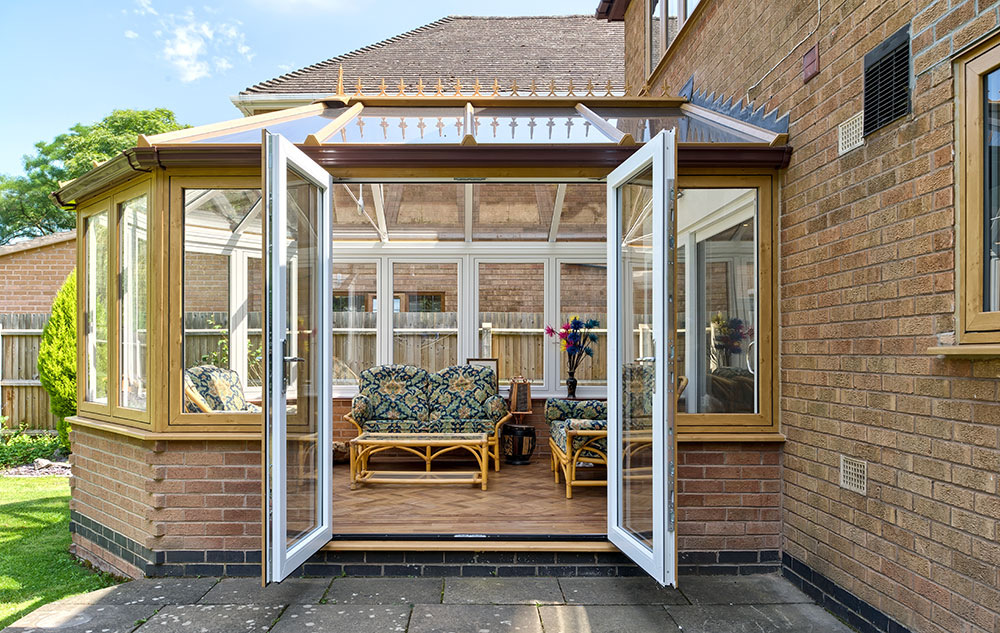 Upvc french doors sutton upvc french doors prices for Reclaimed upvc french doors