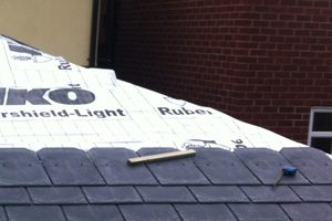 tiled conservatory roof London