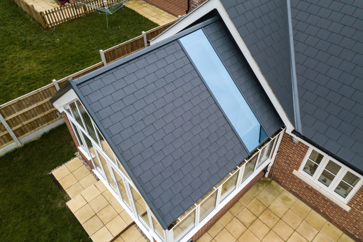 conservatory roofs in sidcup