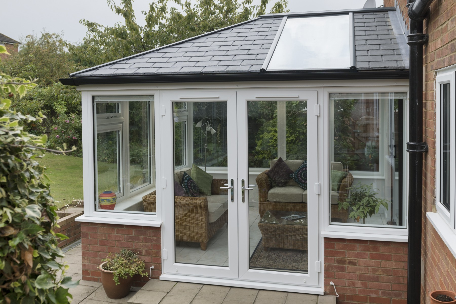 Tiled Conservatory Roof Prices Kent