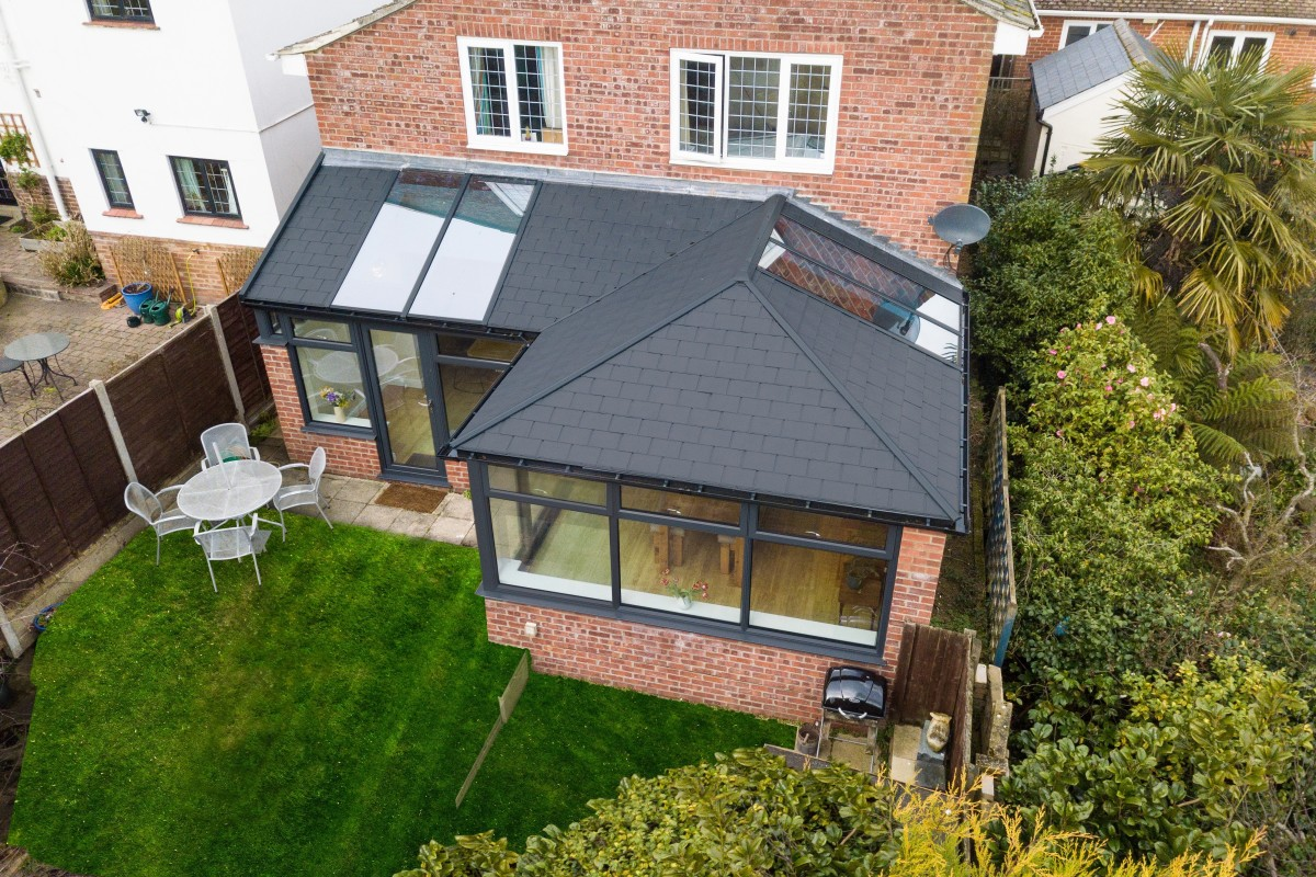 Tiled Conservatory Roof Prices South London