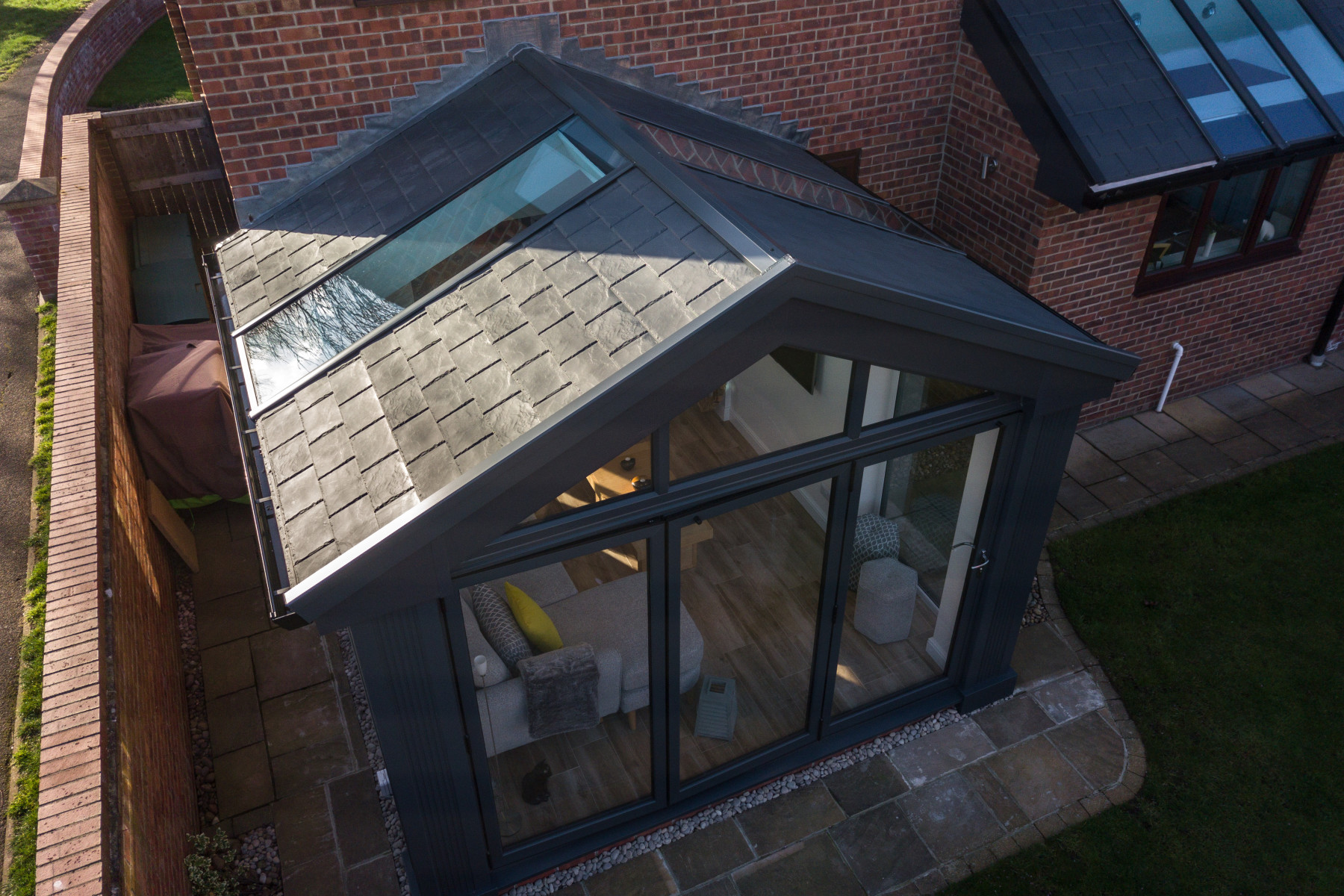 Tiled Conservatory Roof Kent
